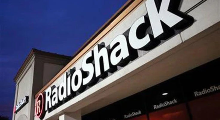 Electronics Retailer RadioShack Files For Bankruptcy Once again