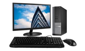 What is a Desktop Computer Package?