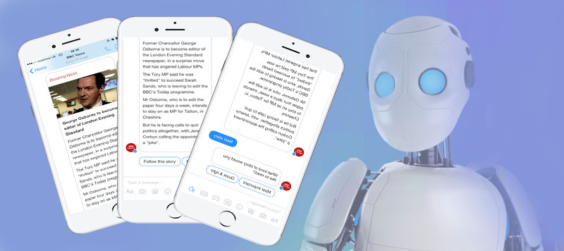 Technology Develops Conversational Chatbots