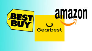 BestBuy, GearBest, and Amazon – A Comparison