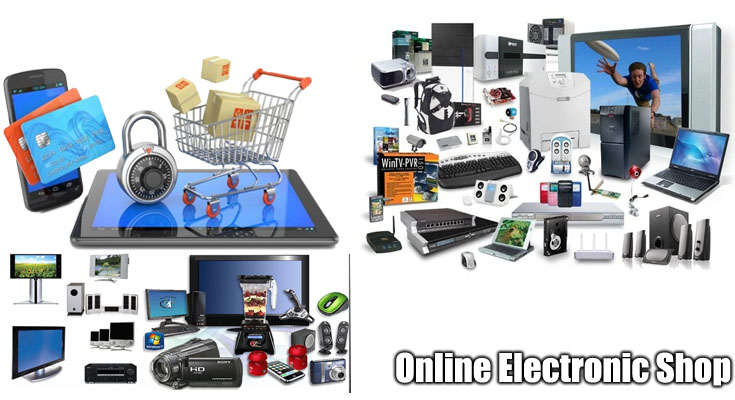 Online Electronic Shop Rewards - Possess an Appear