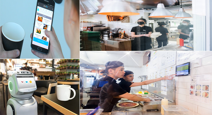 5 Visible Effects of Technology on The Fast-Food Industry